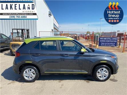 2021 Hyundai Venue Preferred w/Two-Tone (Stk: 21-219) in Prince Albert - Image 1 of 20