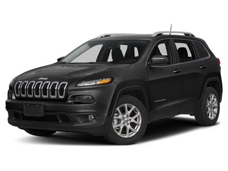 2017 Jeep Cherokee North (Stk: 10445A) in Calgary - Image 1 of 9