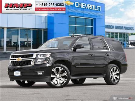 2017 Chevrolet Tahoe LT (Stk: 78410) in Exeter - Image 1 of 27