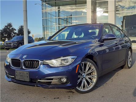 2017 BMW 3 Series 330i xDrive | SUNROOF | NAVI | LEATHER | (Stk: P10128) in Gloucester - Image 1 of 27