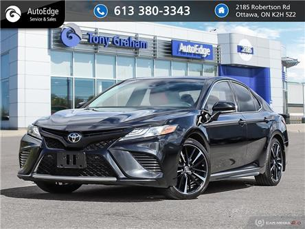 2018 Toyota Camry XSE (Stk: A0929) in Ottawa - Image 1 of 27