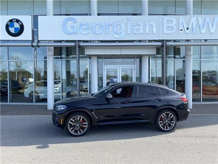 2021 BMW X4 M40i (Stk: B21270) in Barrie - Image 1 of 7