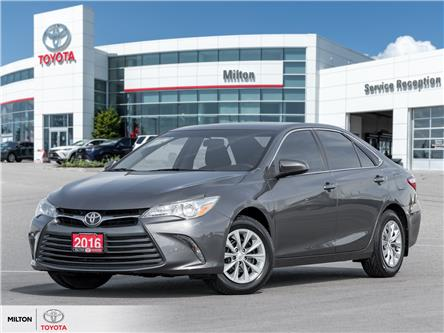 2016 Toyota Camry LE (Stk: 572405) in Milton - Image 1 of 20