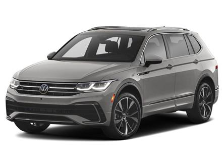 2022 Volkswagen Tiguan Comfortline R-Line Black 2.0T 8sp at w/Tip 4M (Stk: 22-10) in Fredericton - Image 1 of 3