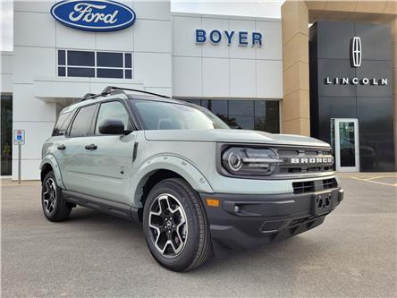 2021 Ford Bronco Sport Big Bend (Stk: B3266) in Bobcaygeon - Image 1 of 27