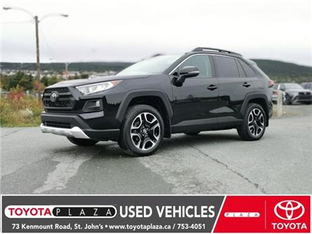 2019 Toyota RAV4 Trail (Stk: 40929A) in St. Johns - Image 1 of 18