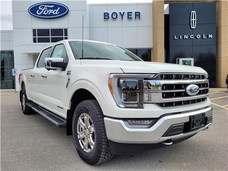 2021 Ford F-150 Lariat (Stk: F3277) in Bobcaygeon - Image 1 of 27
