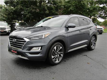 2019 Hyundai Tucson Ultimate (Stk: 1791) in Orangeville - Image 1 of 25