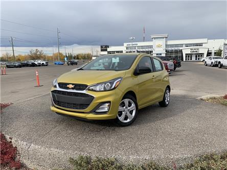 2022 Chevrolet Spark LS CVT (Stk: NC004667) in Calgary - Image 1 of 25
