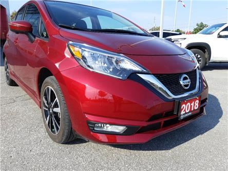 2018 Nissan Versa Note 1.6 SR (Stk: CMW424547A) in Cobourg - Image 1 of 14
