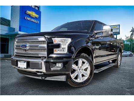 2017 Ford F-150 Platinum (Stk: 21-179A) in Trail - Image 1 of 28