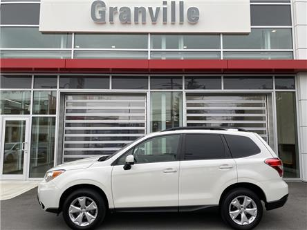 2016 Subaru Forester 2.5i Convenience Package (Stk: 21TA85A) in Vancouver - Image 1 of 8
