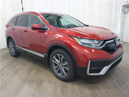 2021 Honda CR-V Touring (Stk: 2150099) in Calgary - Image 1 of 21