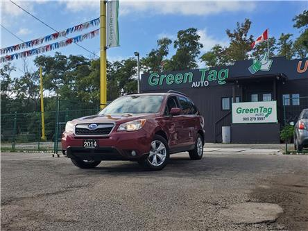2014 Subaru Forester 2.5i Touring Package (Stk: 5650) in Mississauga - Image 1 of 30