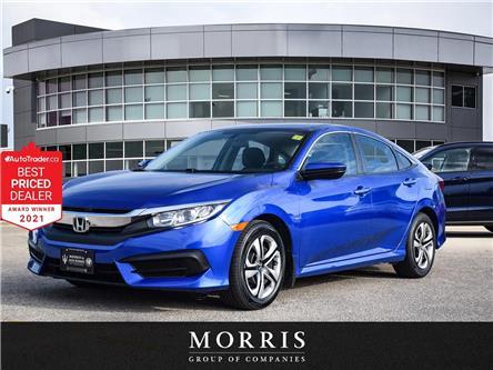 2018 Honda Civic LX (Stk: 4492) in Winnipeg - Image 1 of 24