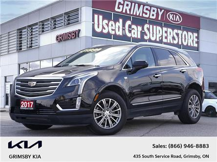 2017 Cadillac XT5 Luxury FWD Leather   Navi   Backup Cam   Loaded! (Stk: U2083) in Grimsby - Image 1 of 30