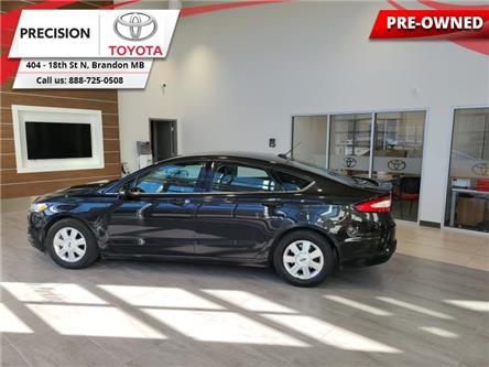 2013 Ford Fusion SE (Stk: 214741) in Brandon - Image 1 of 25