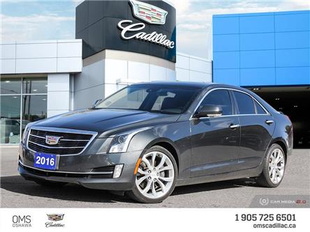 2016 Cadillac ATS 2.0L Turbo Performance Collection (Stk: 134990A) in Oshawa - Image 1 of 35