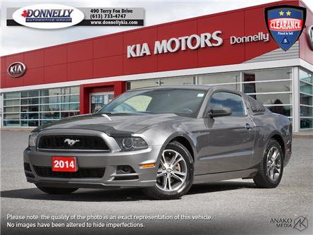 2014 Ford Mustang Base (Stk: KW33B) in Ottawa - Image 1 of 23