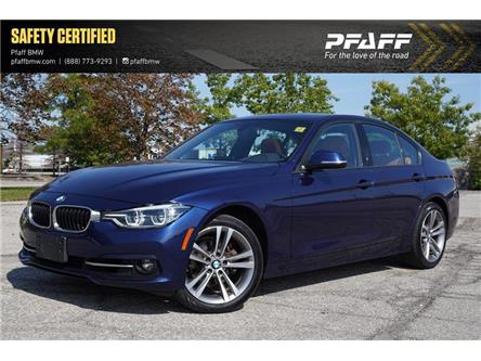 2018 BMW 330i xDrive (Stk: 24841A) in Mississauga - Image 1 of 22