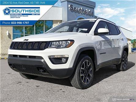 2021 Jeep Compass Sport (Stk: JC2123) in Red Deer - Image 1 of 25