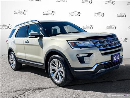 2018 Ford Explorer Limited (Stk: 1494A) in St. Thomas - Image 1 of 30