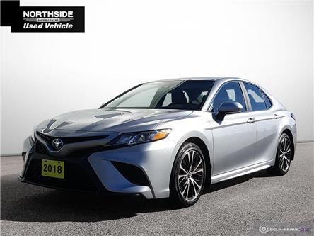 2018 Toyota Camry SE (Stk: P6632) in Sault Ste. Marie - Image 1 of 29