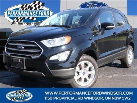 2021 Ford EcoSport SE (Stk: EO27718) in Windsor - Image 1 of 16