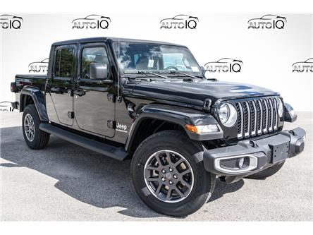 2021 Jeep Gladiator Overland (Stk: 35353D) in Barrie - Image 1 of 24