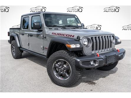 2021 Jeep Gladiator Rubicon (Stk: 35334D) in Barrie - Image 1 of 25