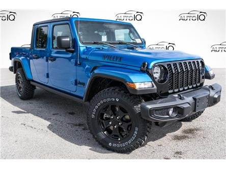2021 Jeep Gladiator Sport S (Stk: 35301D) in Barrie - Image 1 of 24