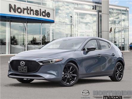 2021 Mazda Mazda3 Sport GT w/Turbo (Stk: M21353) in Sault Ste. Marie - Image 1 of 11
