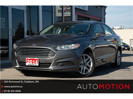 2014 Ford Fusion SE (Stk: 211812) in Chatham - Image 1 of 18