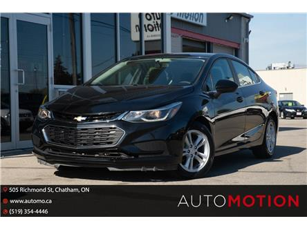 2018 Chevrolet Cruze LT Auto (Stk: 211835) in Chatham - Image 1 of 22
