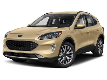 2021 Ford Escape Titanium (Stk: O20578) in Port Alberni - Image 1 of 9