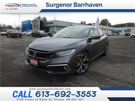 2020 Honda Civic Touring (Stk: 220020B) in Ottawa - Image 1 of 34