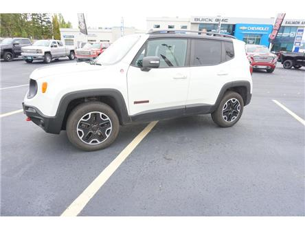 2015 Jeep Renegade Trailhawk (Stk: 21-283A) in Salmon Arm - Image 1 of 10