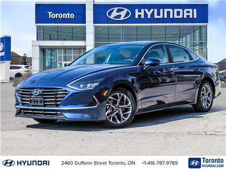 2022 Hyundai Sonata PREFERRED (Stk: N23393) in Toronto - Image 1 of 29