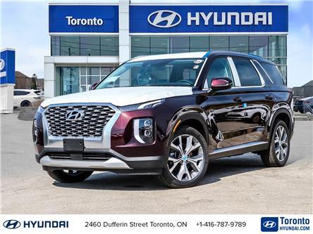 2022 Hyundai Palisade Preferred (Stk: N23417) in Toronto - Image 1 of 30