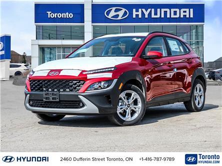2022 Hyundai Kona 2.0L Preferred (Stk: N23475) in Toronto - Image 1 of 27