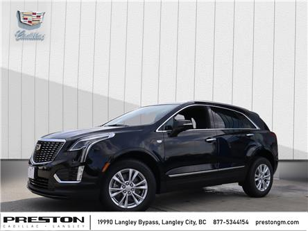 2022 Cadillac XT5 Luxury (Stk: 2200320) in Langley City - Image 1 of 28