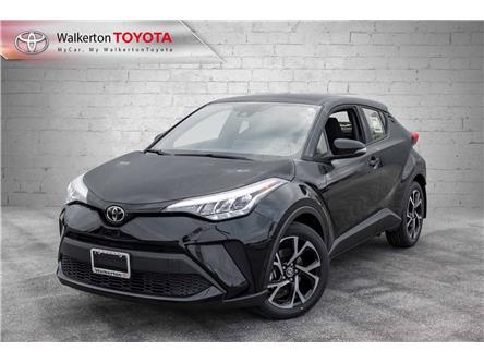 2021 Toyota C-HR XLE Premium (Stk: 21416) in Walkerton - Image 1 of 16