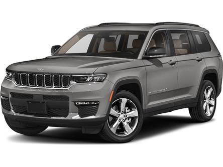 2021 Jeep Grand Cherokee L Overland (Stk: ) in Sudbury - Image 1 of 2