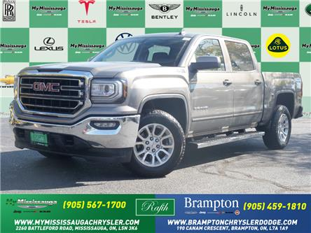 2017 GMC Sierra 1500 SLE (Stk: 21022A) in Mississauga - Image 1 of 19
