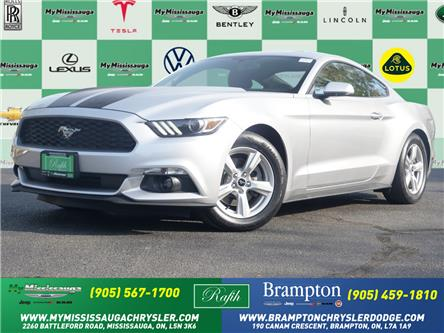 2017 Ford Mustang V6 (Stk: 1811) in Mississauga - Image 1 of 21