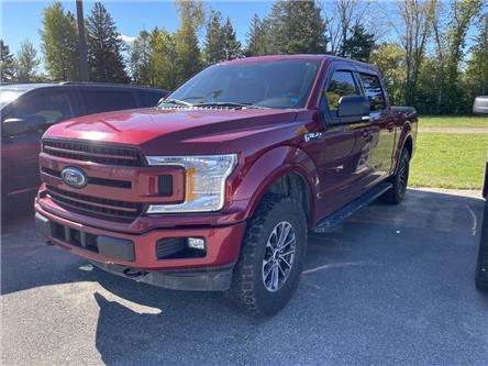 2018 Ford F-150  (Stk: MM1061) in Miramichi - Image 1 of 4