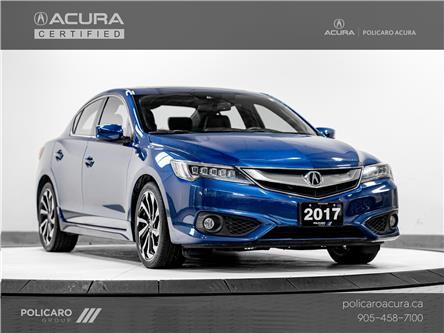 2017 Acura ILX Anniversary Edition (Stk: 802895T) in Brampton - Image 1 of 25
