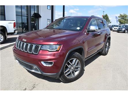 2017 Jeep Grand Cherokee Limited (Stk: A0268) in Saskatoon - Image 1 of 20