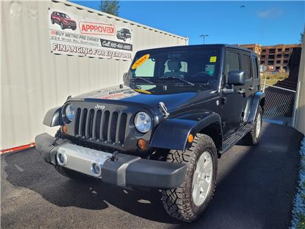 2008 Jeep Wrangler Unlimited Sahara 4WD (Stk: p21-263) in Dartmouth - Image 1 of 12