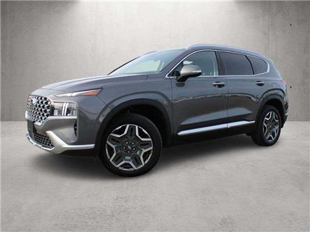 2021 Hyundai Santa Fe HEV Luxury (Stk: HC8-4132A) in Chilliwack - Image 1 of 10